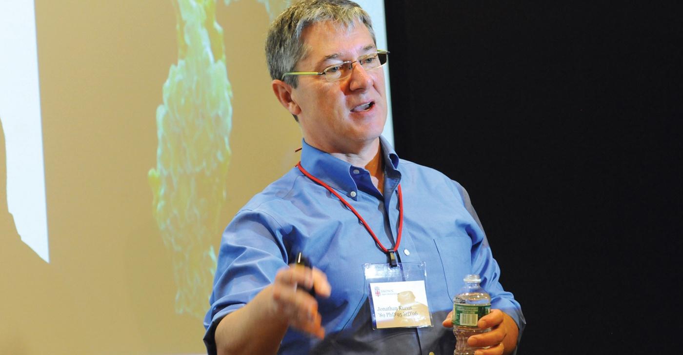 Dr. Jonathan Kurtis '89, '95 PhD, '96 M.D.