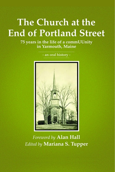 The Church at the End of Portland Street book cover