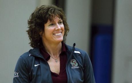 Coach Diane Short