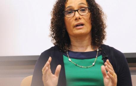 Professor Tricia Rose '93 PhD