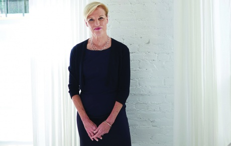 portrait of Cecile Richards
